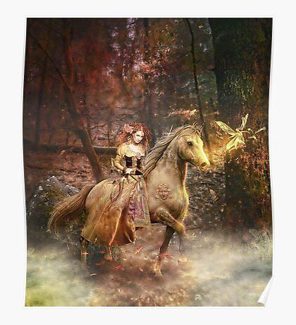 Gypsy Trail Poster