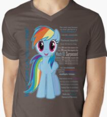 What else could anyone possibly ask for? (Rainbow Dash) T-Shirt
