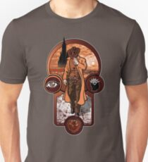 The Gunslinger's Creed. T-Shirt