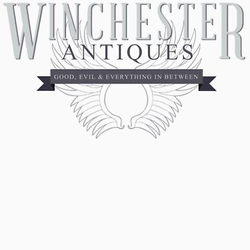 Winchester Antiques (Supernatural) by fictionalchick