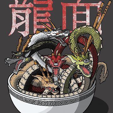 Dragon Noodles by jcmaziu
