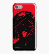 Tanooki_silhouette iPhone Case/Skin