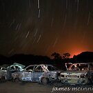 Red Centre Dreaming 2013 by James mcinnes