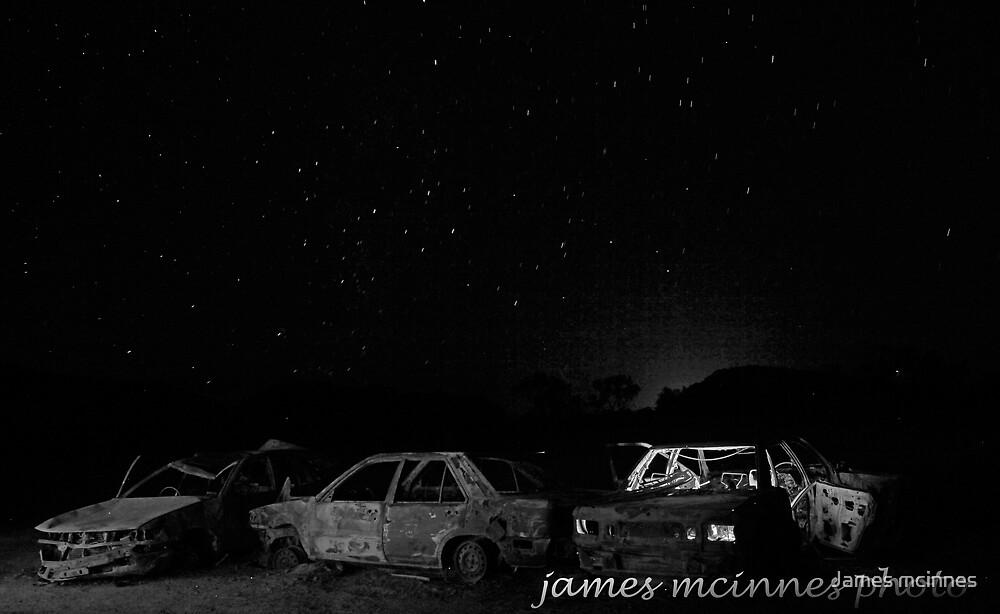 Junk Yard by James mcinnes