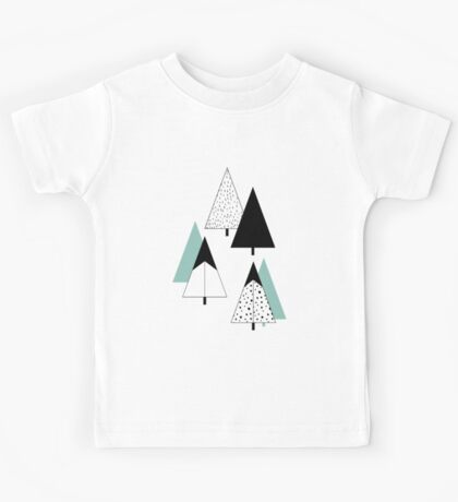Pine Trees Kids Clothes