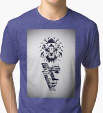 My Head Is An Animal Tri-blend T-Shirt