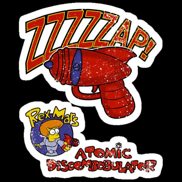 Zzzzzap! by J.C. Maziu