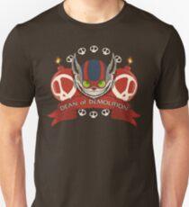 Dean of Demolition. T-Shirt