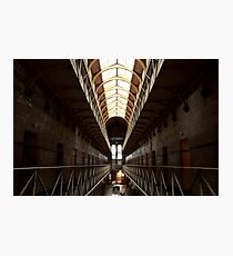 gaol Photographic Print