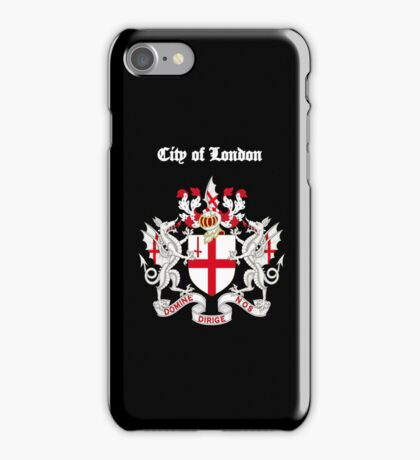 City of London iPhone Case iPhone Case/Skin