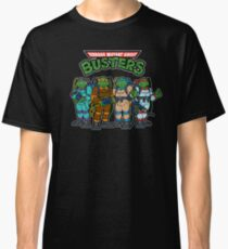 Teenage Mutant Ghost Busters Classic T-Shirt