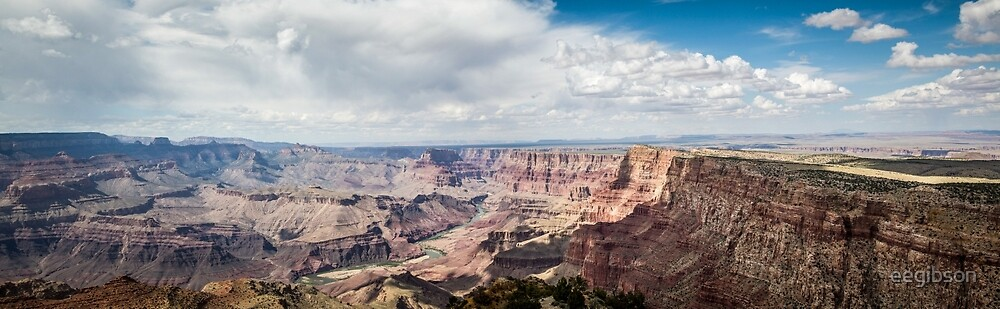 Grand Canyon Panorama 2 by eegibson