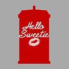 Hello Sweetie  by Elise Jimenez