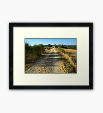 Tuscany, Italy, Arezzo Region Framed Print