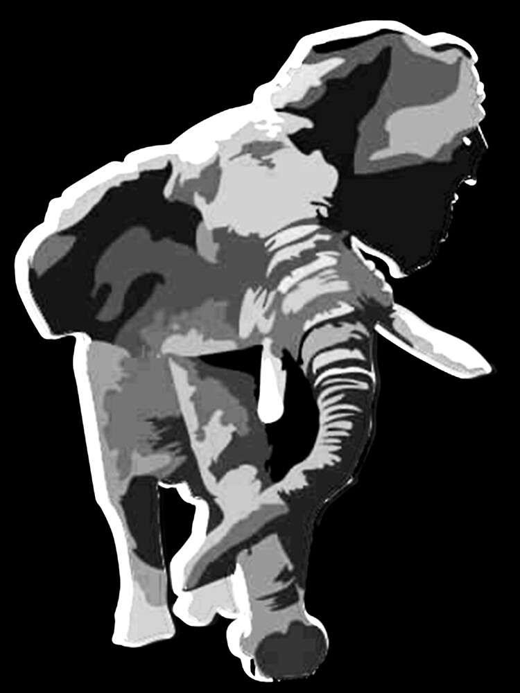 the elephant by parko