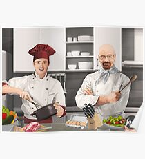 Cooking Bad Poster