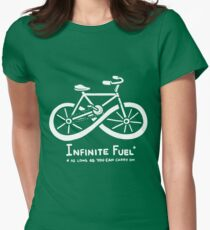 Infinite Fuel Womens Fitted T-Shirt
