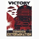 All Hail Our Dalek Overlord by pandabear510