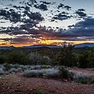Sedona Sunset 1 by eegibson