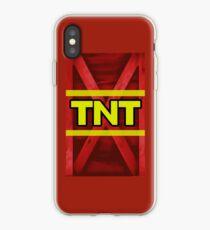 TNT Crate iPhone Case