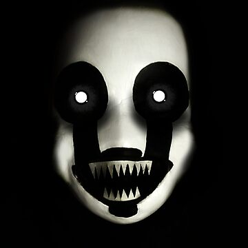 Nightmarionne (FNaF Nightmare Marionette / Puppet) by BaptismOnFire