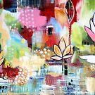 """""""Lily Pond"""" by Rachel Ireland Meyers"""