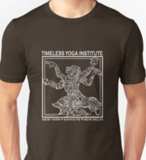 TIMELESS YOGA INSTITUTE Unisex T-Shirt