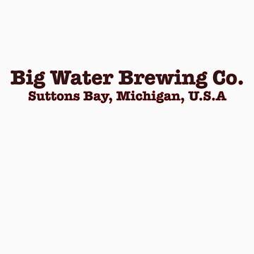 Big Water Brewing Co. by megackerman