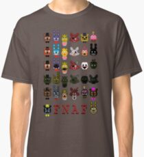 20 Nights at Freddy's Classic T-Shirt