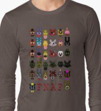 20 Nights at Freddy's Long Sleeve T-Shirt