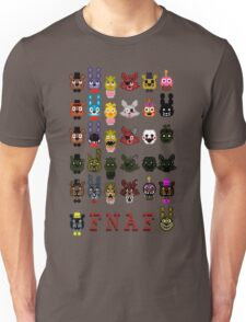 20 Nights at Freddy's Unisex T-Shirt