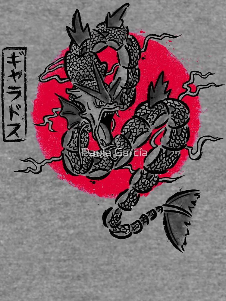 Ryu no inku by paula-garcia