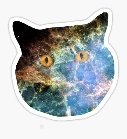 Return of the Kitty! Sticker