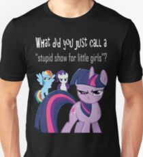 What did you just say? Unisex T-Shirt