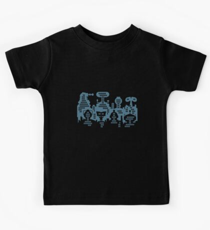 ROBOT CITY! Kids Clothes