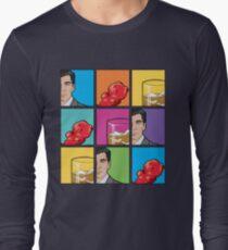 scotch & gummy bears pattern T-Shirt