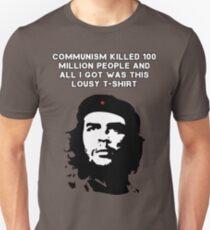 Che Guevara - Communism killed 100 million people T-Shirt