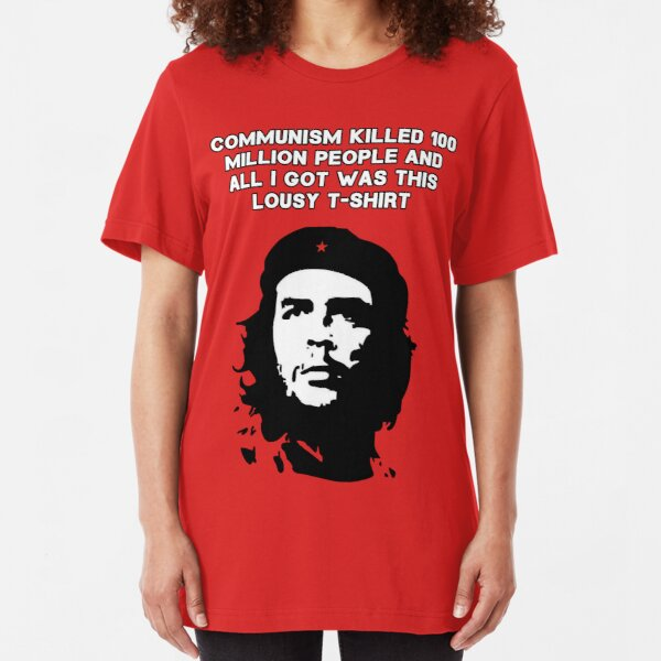Che-Guevara Revolution Che Träger T-Shirt Che Guevara T-Shirt Damen Shirt