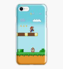 Mario Bross Iphone Case iPhone Case/Skin