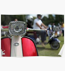 LAMBRETTA LIGHT MESH. Poster