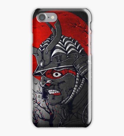 Samurai Z iPhone Case/Skin