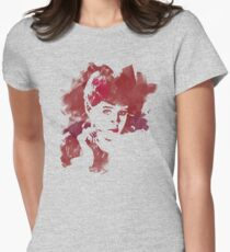 Rachel Replicant Womens Fitted T-Shirt