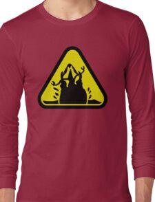 Beware of the Graboid! Long Sleeve T-Shirt