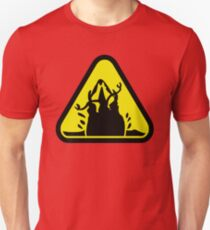 Beware of the Graboid! T-Shirt