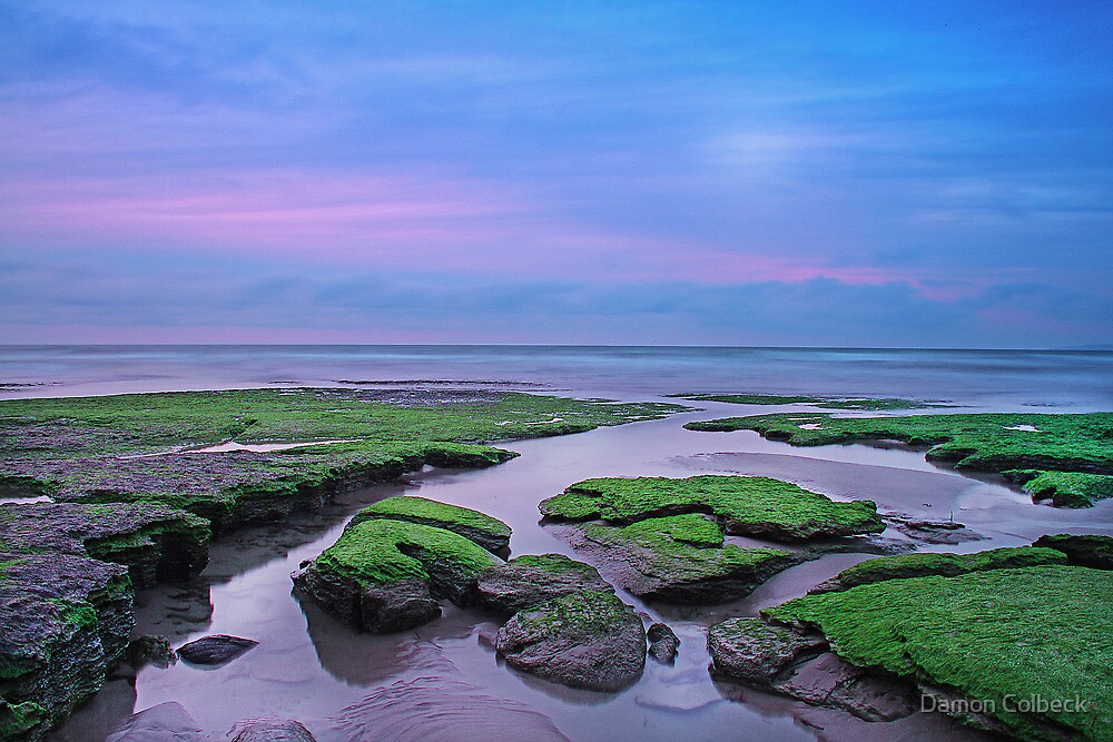 Green Point beach by Damon Colbeck