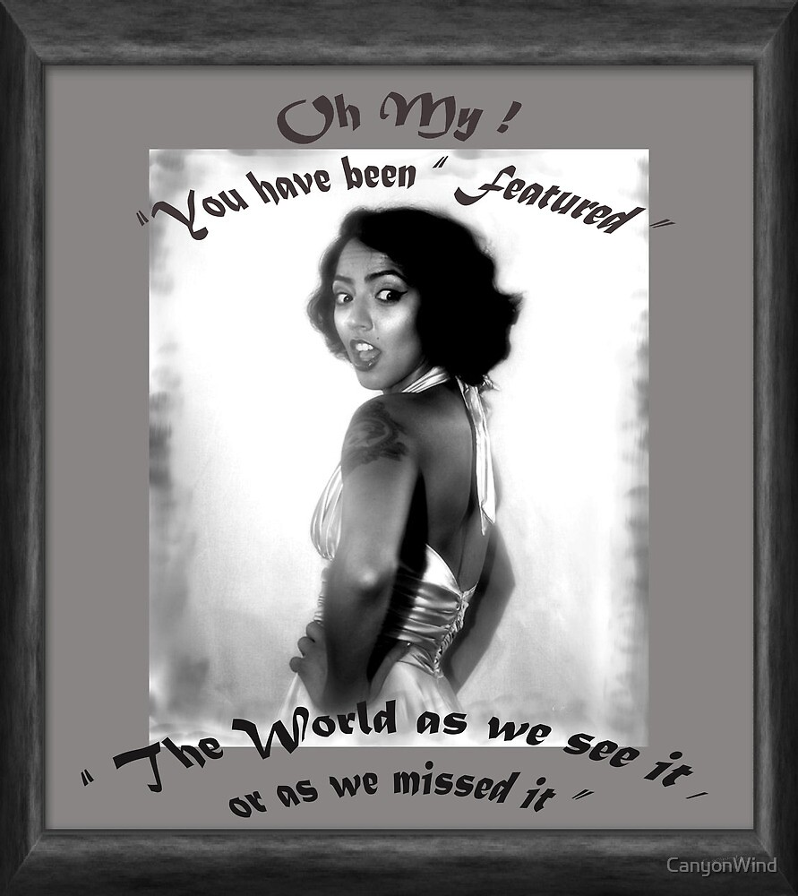 """"""" Betty Boop Feature """" by CanyonWind"""