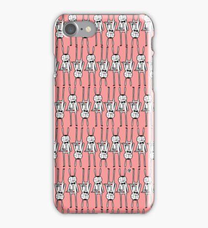 Suave Bunny iPhone Case/Skin