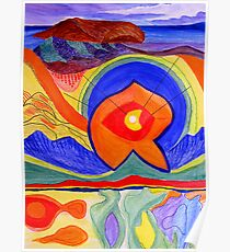 Nature-Lithosphere Poster