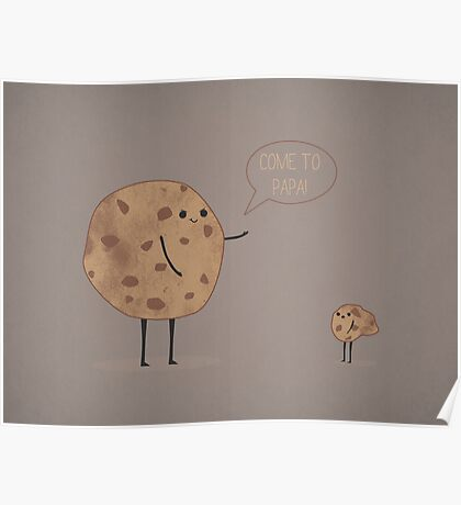 Cannibal Cookie Poster