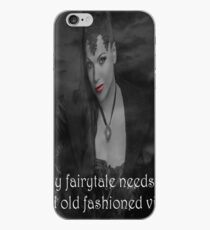 Once Upon A Time - Evil Queen - Every fairytale needs a good old fashioned villain iPhone Case